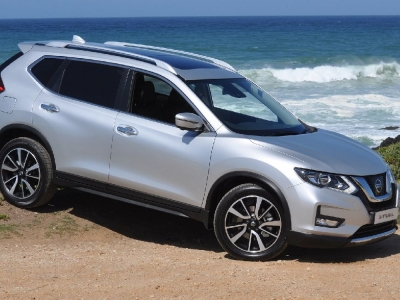 GROUP J: NISSAN X TRAIL