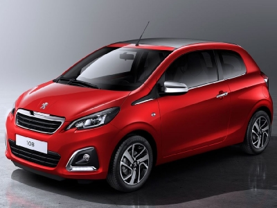 GROUP A: PEUGEOT 108