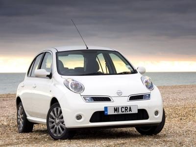 Group B: Nissan Micra Petrol Manual