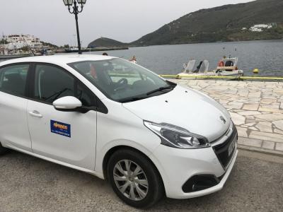 Group C: Peugeot 208 Petrol Manual